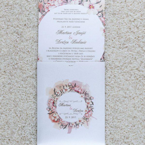 Pozivnica za svatove A5