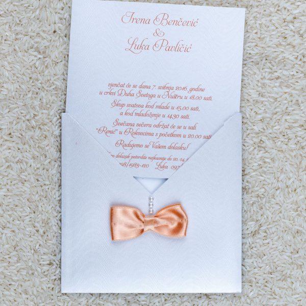 Pozivnica za svatove A6