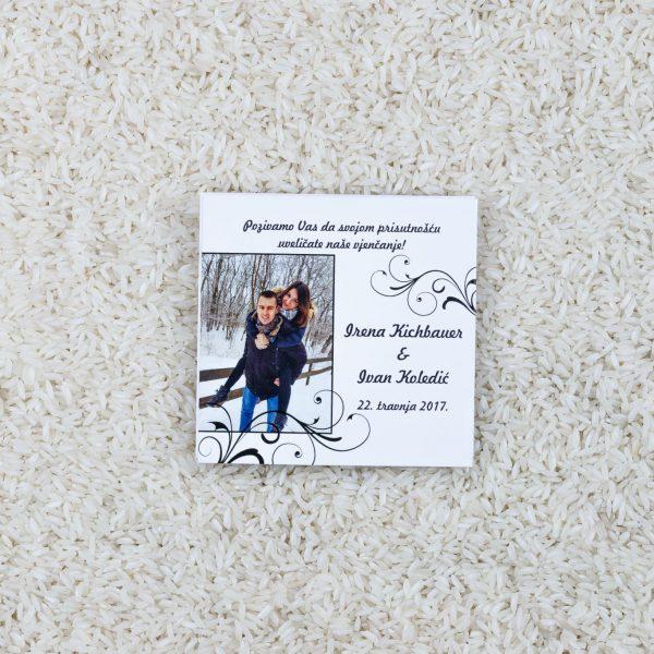 Wedding invitation C1