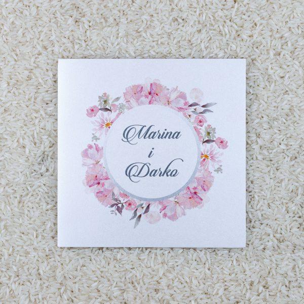 Pozivnica za svatove C13