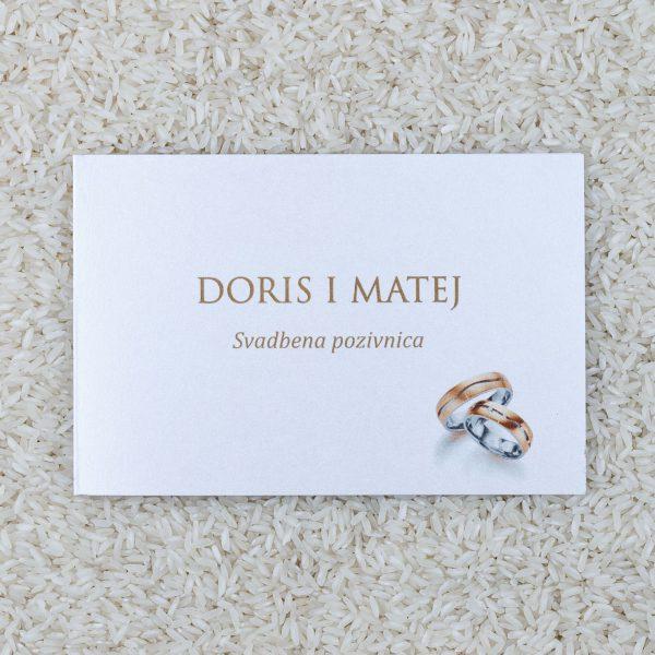 Wedding invitation C2