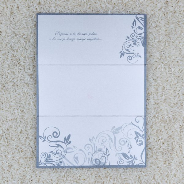 Wedding invitation C3