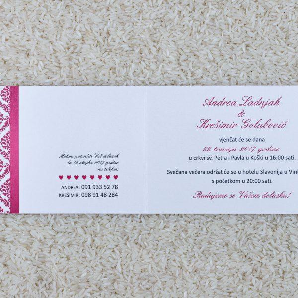 Pozivnica za svatove D2