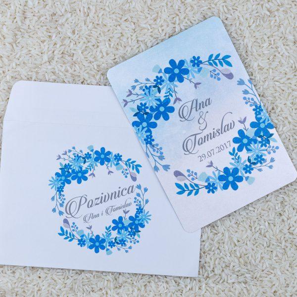 Pozivnica za svatove E10