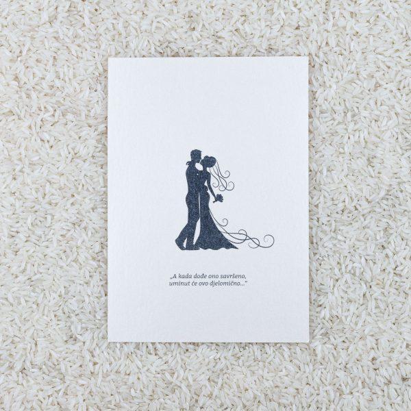 Wedding invitation D25