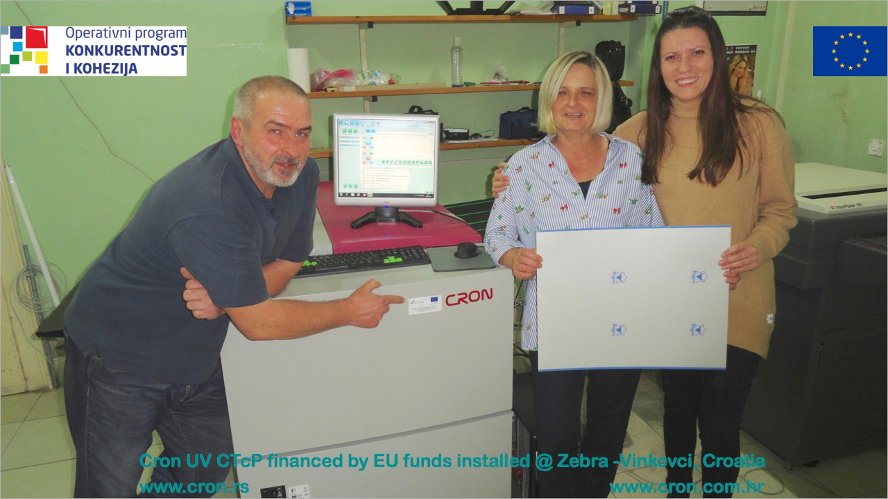 Europski fond bespovratno financirao 35. Crona